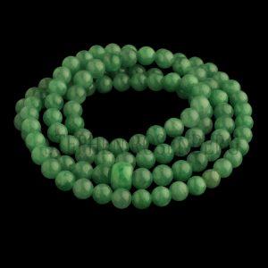 Collier Jade jadeite Vert
