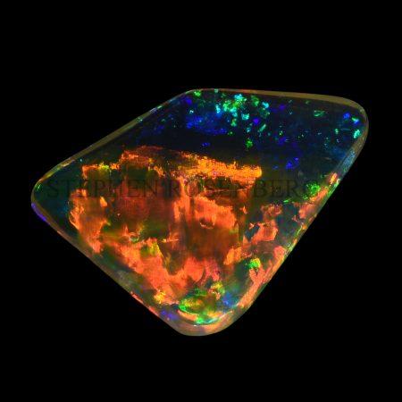 Opale cristal fine Australienne