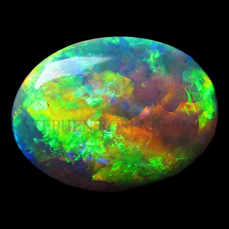 Opale cristale australienne