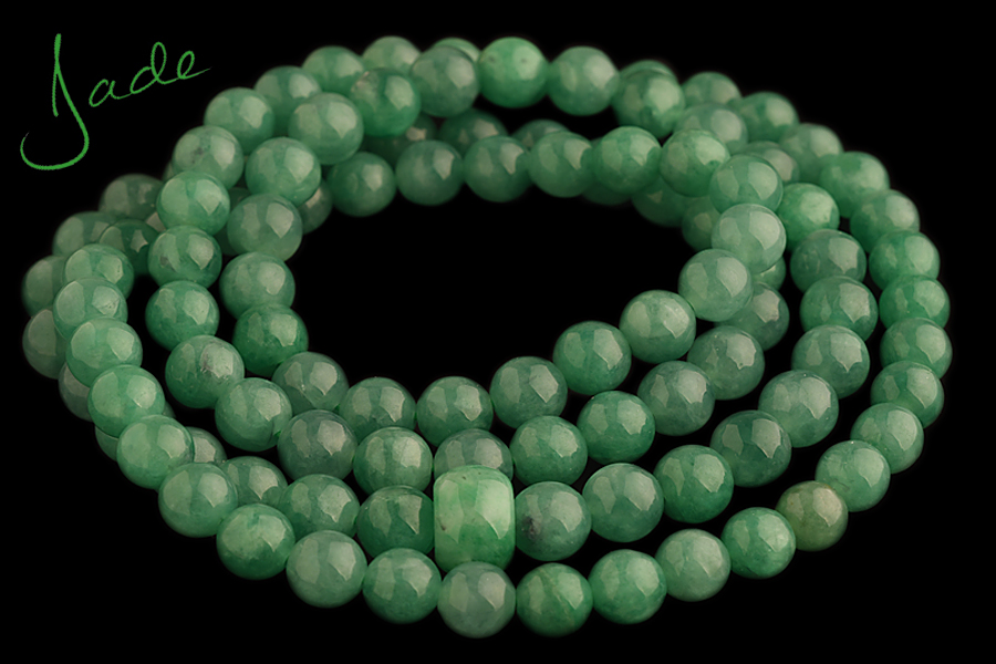Home Jade Necklace
